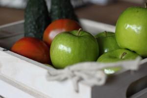 GAZPACHO DE MANZANA VERDE RECETAS SALUDABLES FARMACIA ALBALA ADELGAZAR DIETA