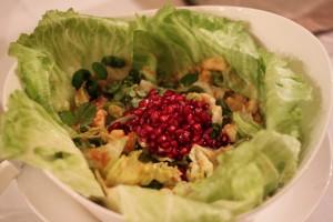 Ensalada de quinoa y frutas Recetas Saludables Healthy and Happy