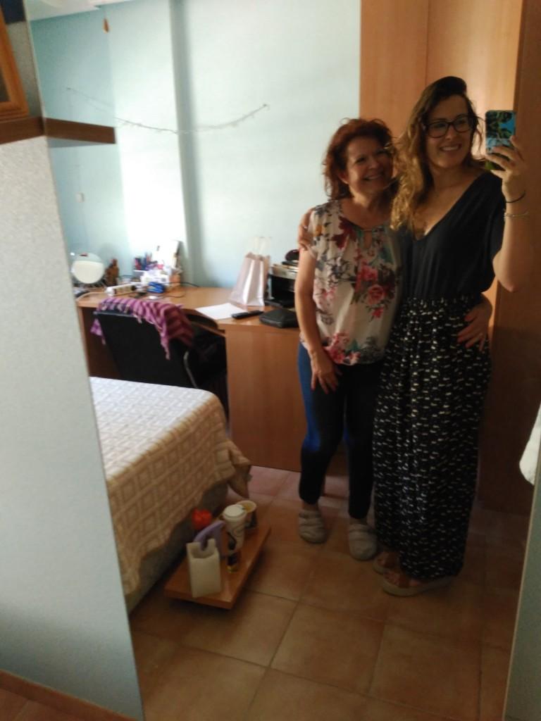 ITZIAR Y SU MADRE