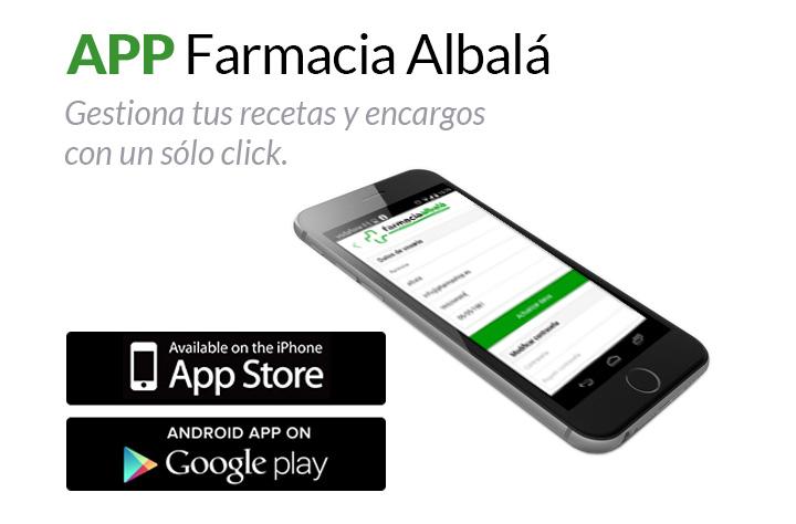 Farmacia Albala App